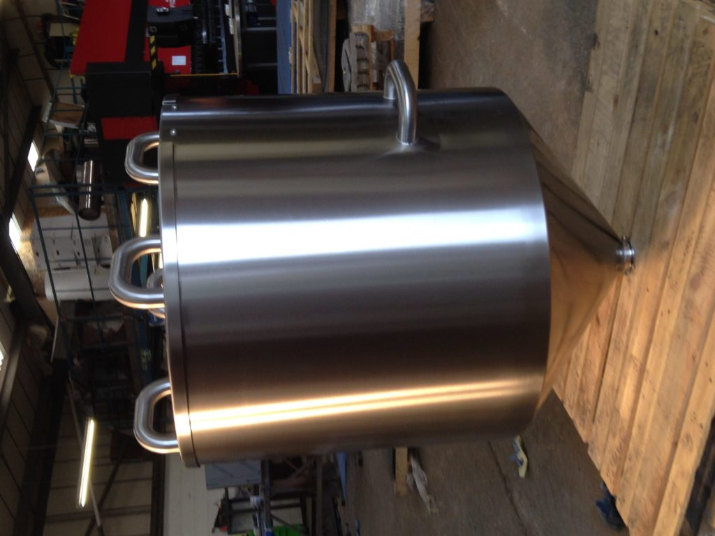 Stainless steel fabrications - Mundell Engineering